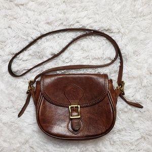 Vintage J.W. Holme Legacy Leather Crossbody